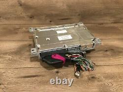 05 2011 Cadillac Sts Oem Stereo Player Am Fm Bose Audio System Amplifier Amp