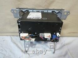 07 08 09 Toyota Camry SAT Radio CD MP3 AUX Player AC Climate GPS Screen OEM