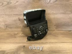 2011 2016 Chevy Cruze Front CD Monitor Radio Player Stereo Panel Face Plate Oem