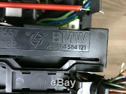 Bmw Oem E34 Front Ac Climate Control Heater Switch And On Board Computer 89-95 4