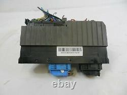 Bmw Oem E70 E71 X5 X6 Front Fuse Box Sam Fuses Relay With Body Module 2007-2013