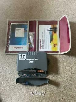 Raymarine Smart Pilot Computer S1 System, New Never Installed with Manuals
