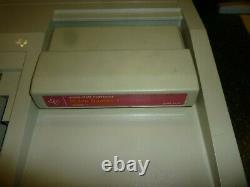 Texas Instruments TI-99/4A Home Computer Game System in Original Box, Works