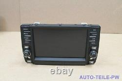 VW Anzeige Display Infotainment Discover Pro Media Display 5G0919606