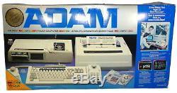 Vintage Coleco Adam ColecoVision Family Computer System Original BOX Tested